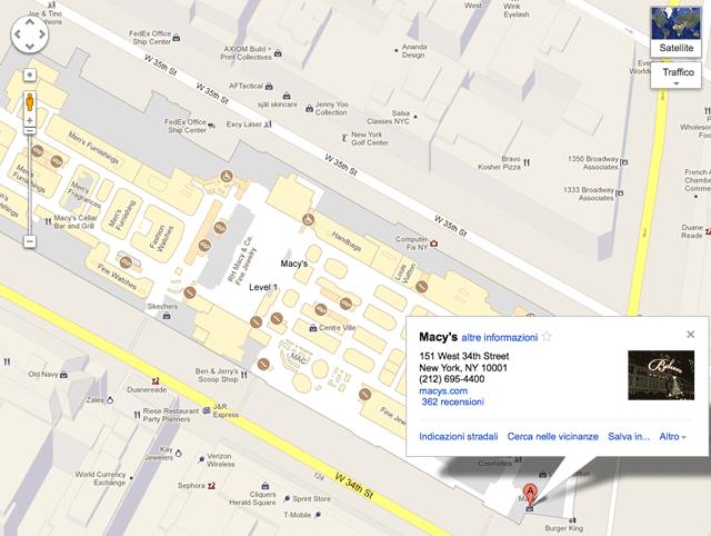 Approdano su google le planimetrie dei palazzi for Planimetrie per aggiunta suite in legge