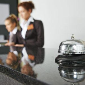 Registrazione ospiti in Hotel