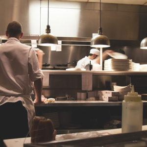 Cucina a vista, nuovo trend per ristoranti