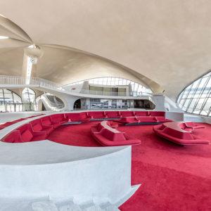 Il terminal TWA all'aeroporto JFK di New York sarà convertito in hotel di lusso