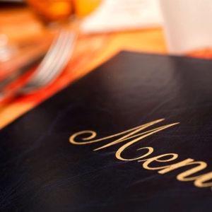 Ristorante: Come creare il menu perfetto