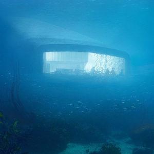 In Norvegia il primo ristorante sott'acqua