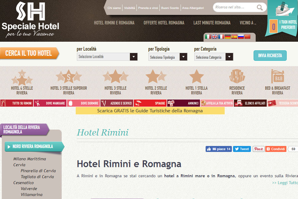 Speciale Hotel