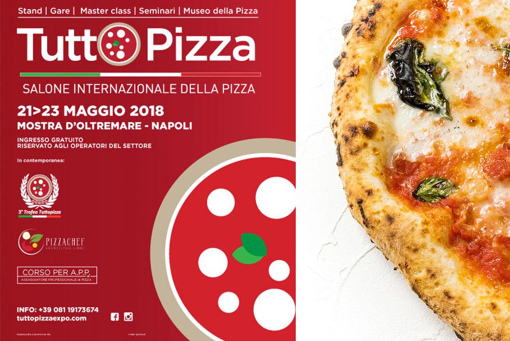 TuttoPizza 21-23 Maggio 2018