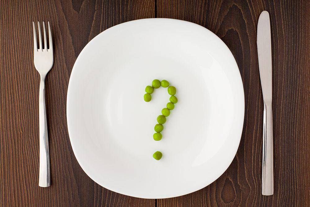 Provenienza ingredienti: è obbligatorio indicarla nel menù?