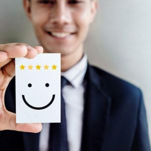Come farsi lasciare le recensioni dai clienti