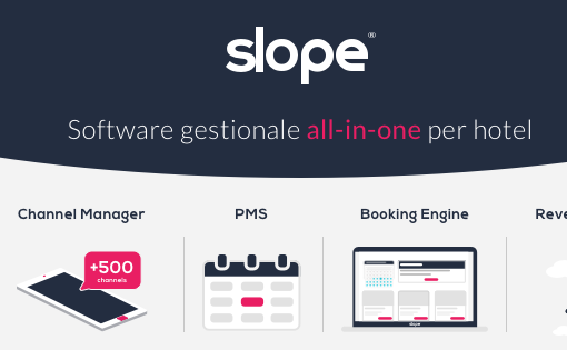Slope software gestionale all in one