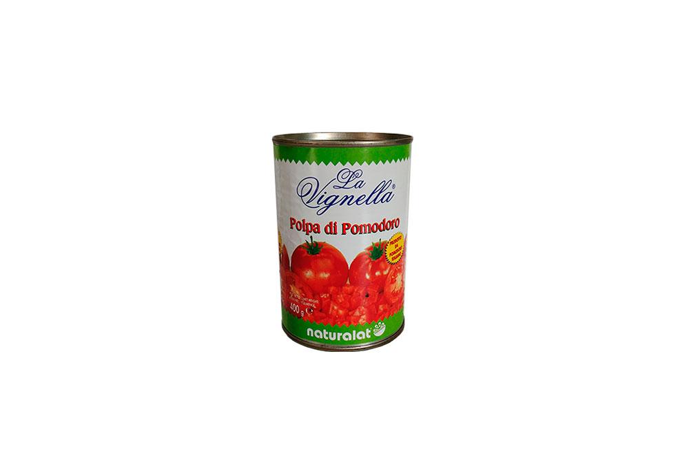 Polpa di Pomodoro La Vignella Gr. 400 x 24 px