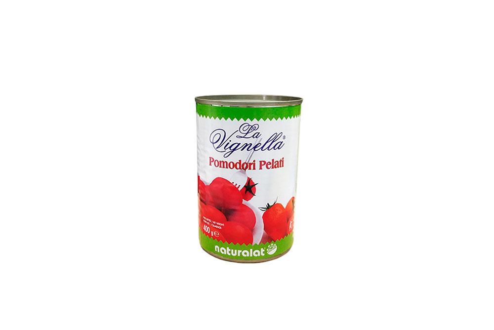 Pomodori Pelati La Vignella Gr. 400 x 24 pz