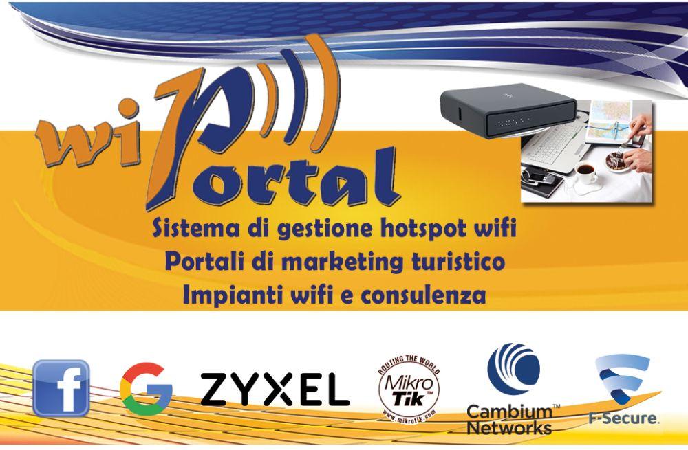 Wifi per Hotel e strutture turistiche