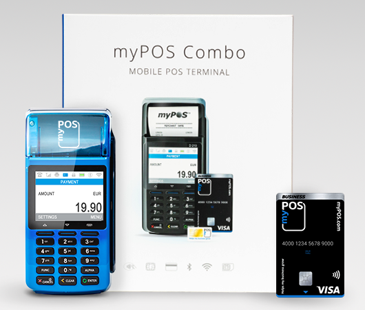 Forniture POS GPRS myPOS